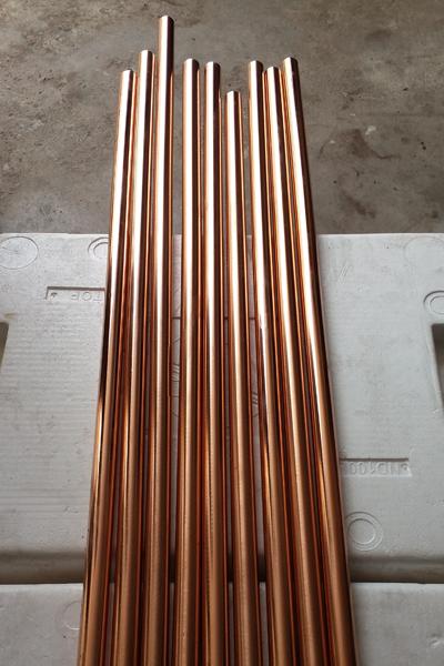Copper Rod Polishing Machine Manuafcturer