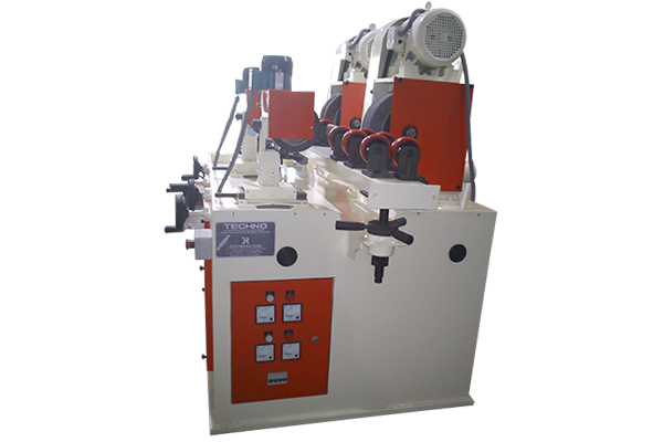 Leading Manufacturer of two station machines,Double Station Polishing Machine